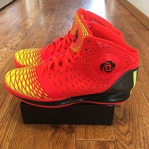 Adidas Derrick Rose 3.5 Men's Basketball Shoes